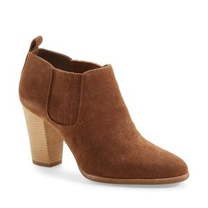 MICHAEL by Michael Kors Shaw suede bootie